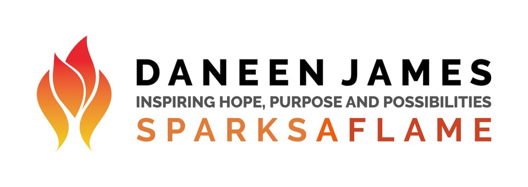 DANEEN JAMES | SPARKSAFLAME